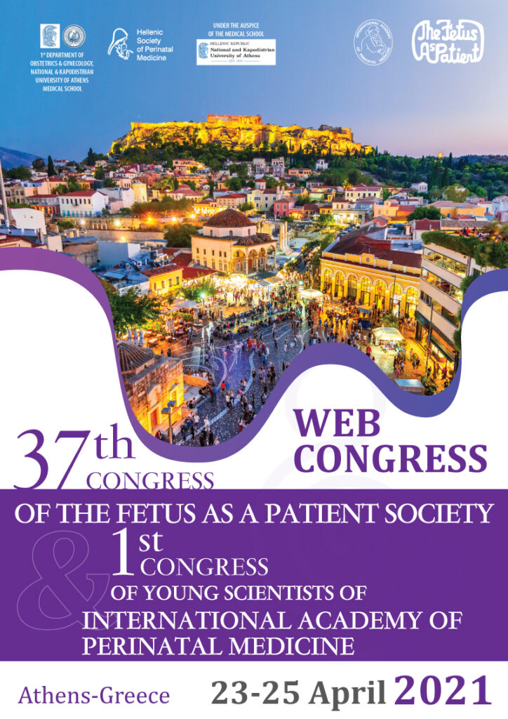 37th Congress of The Fetus as a Patient Society & 1st Congress of young scientists of International Academy of Perinatal Medicine